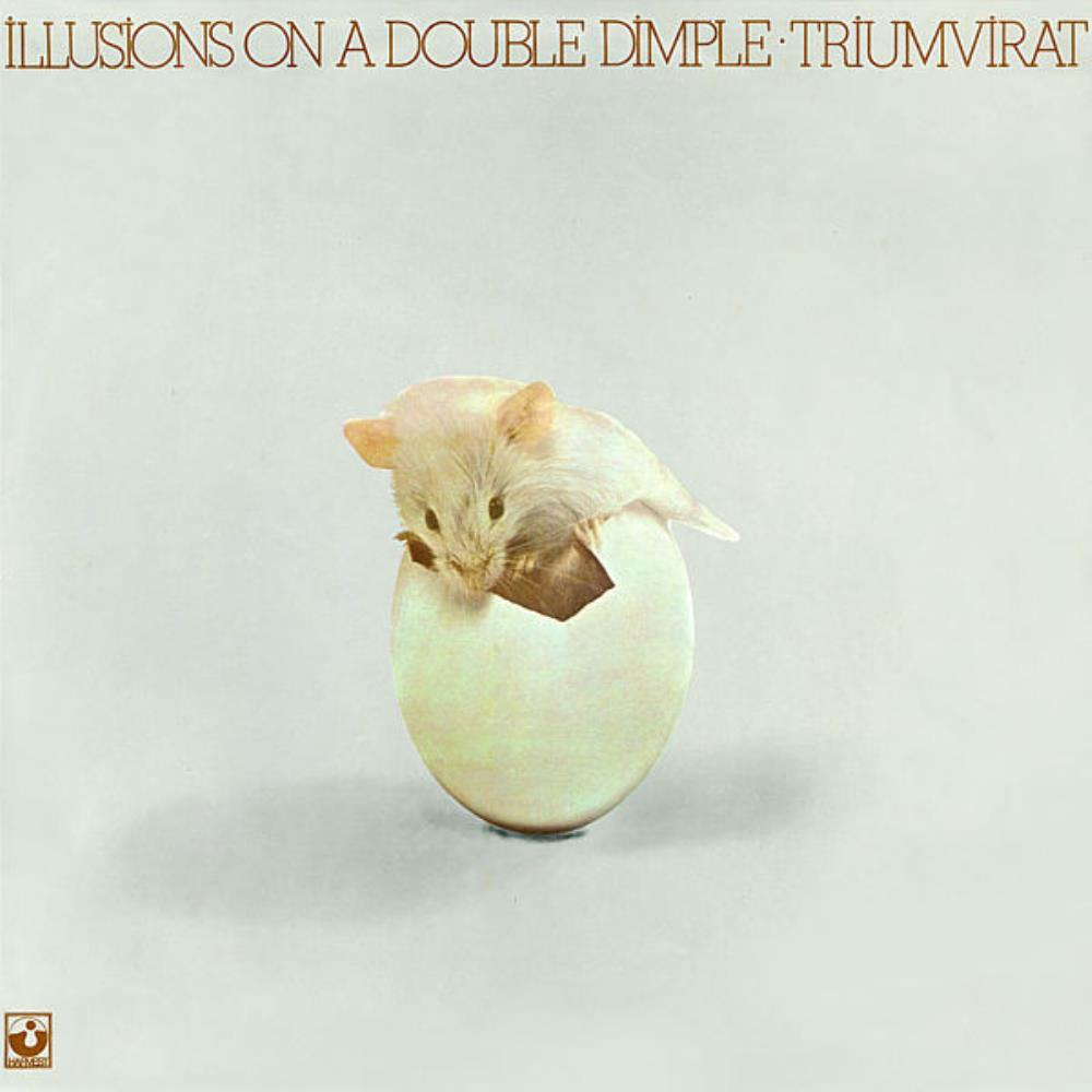 Triumvirat - Illusions On A Double Dimple CD (album) cover