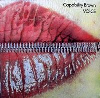 Capability Brown - Voice CD (album) cover