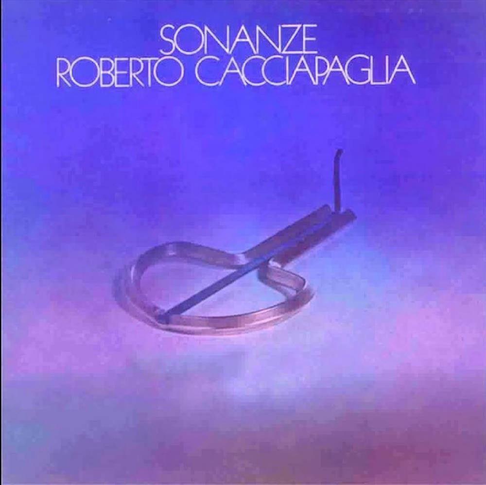 Sonanze by CACCIAPAGLIA, ROBERTO album cover