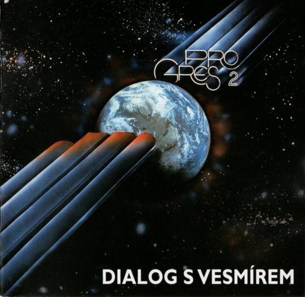 Dialog S Vesmírem by PROGRES 2 album cover