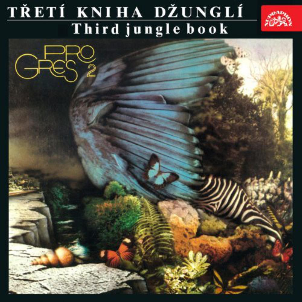 Třetí Kniha Dzunglí by PROGRES 2 album cover