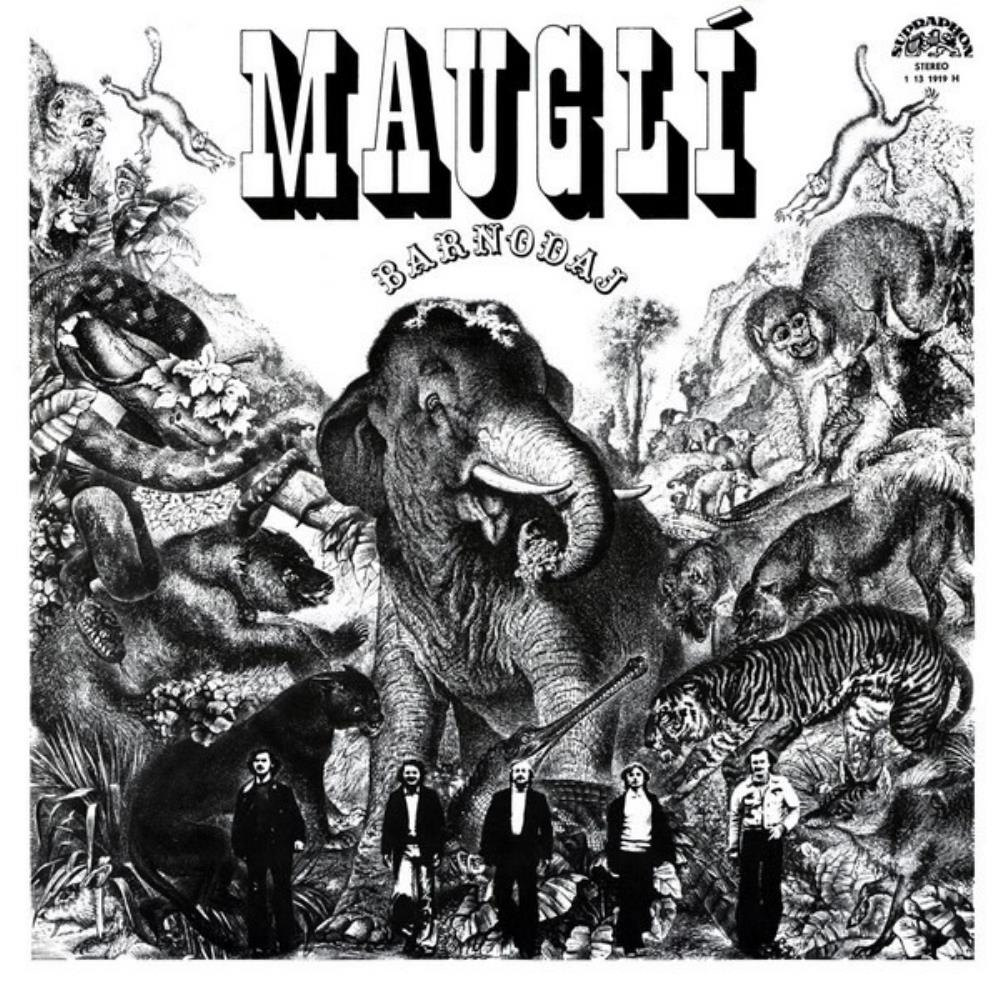 Barnodaj: Mauglí  by PROGRES 2 album cover