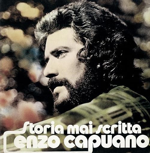 Storia Mai Scritta by CAPUANO, ENZO album cover