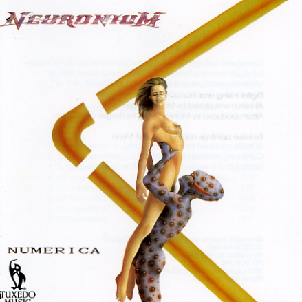 Neuronium Numerica album cover
