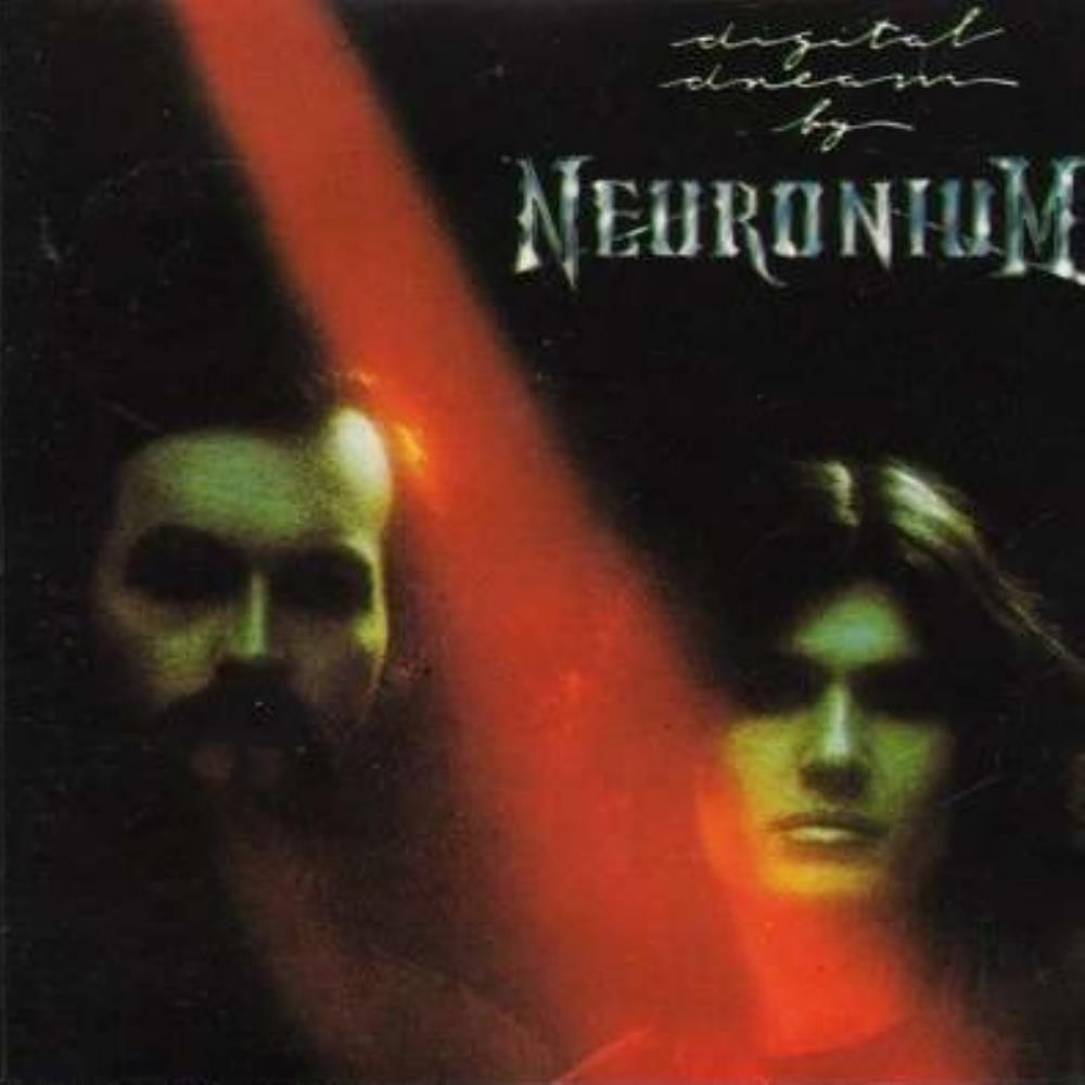 Digital Dream by NEURONIUM album cover
