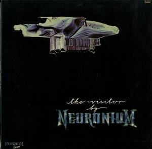 Neuronium - The Visitor CD (album) cover