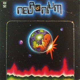 Quasar 2C361 by NEURONIUM album cover