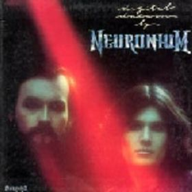 Neuronium - Digital Dream CD (album) cover