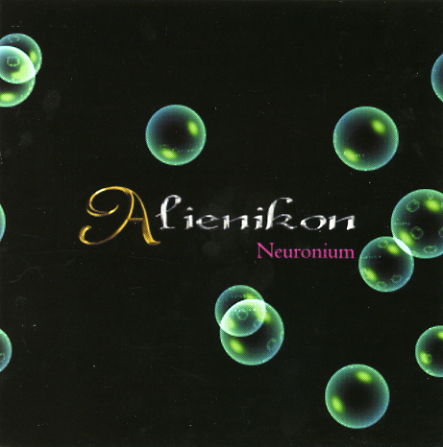 Neuronium Alienikon album cover
