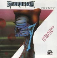 Neuronium From Madrid To Heaven album cover
