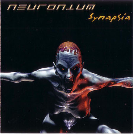 Neuronium - Synapsia CD (album) cover