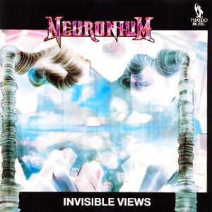 Neuronium Invisible Views album cover