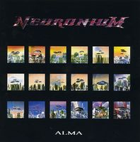Neuronium Alma album cover