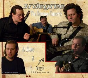 3RDegree - The Reunion Concerts CD (album) cover