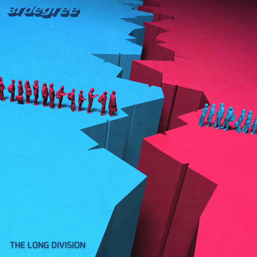 3RDegree - The Long Division CD (album) cover