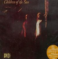 The Sallyangie - Children of the Sun CD (album) cover