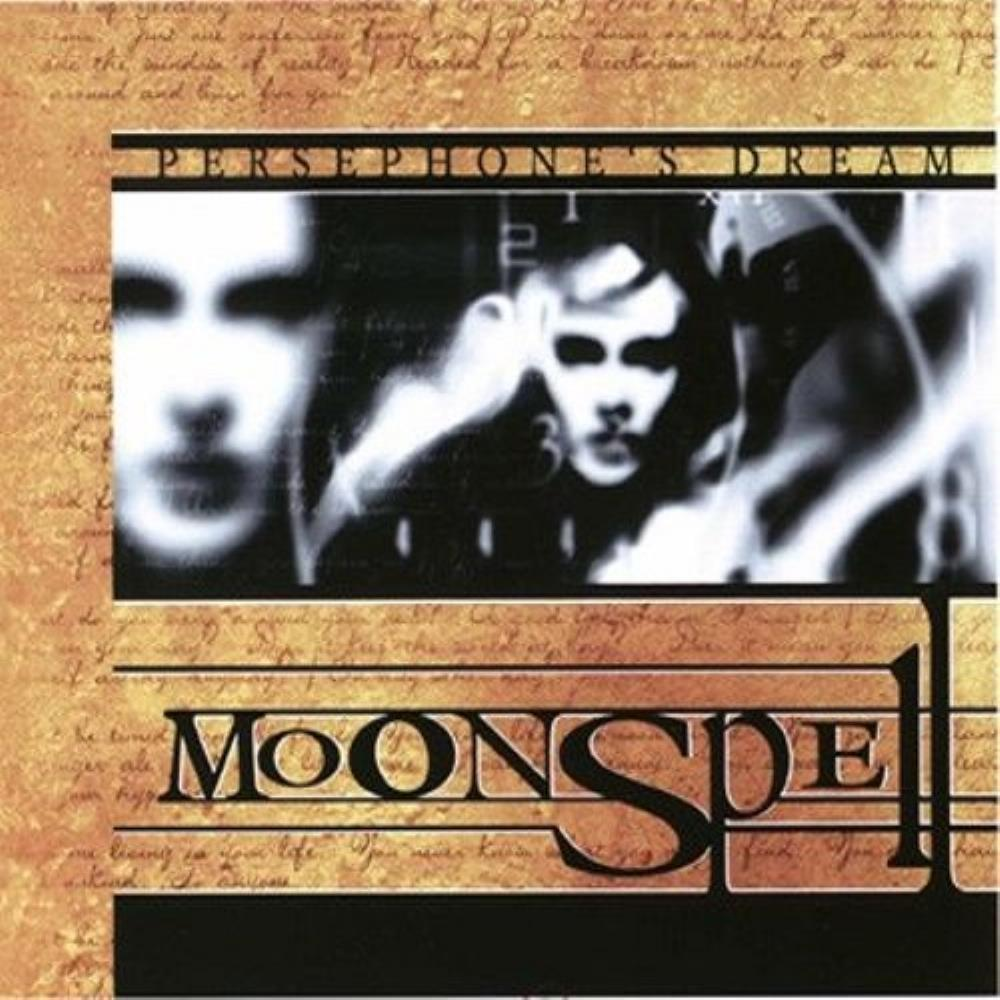 Persephone's Dream - Moonspell CD (album) cover