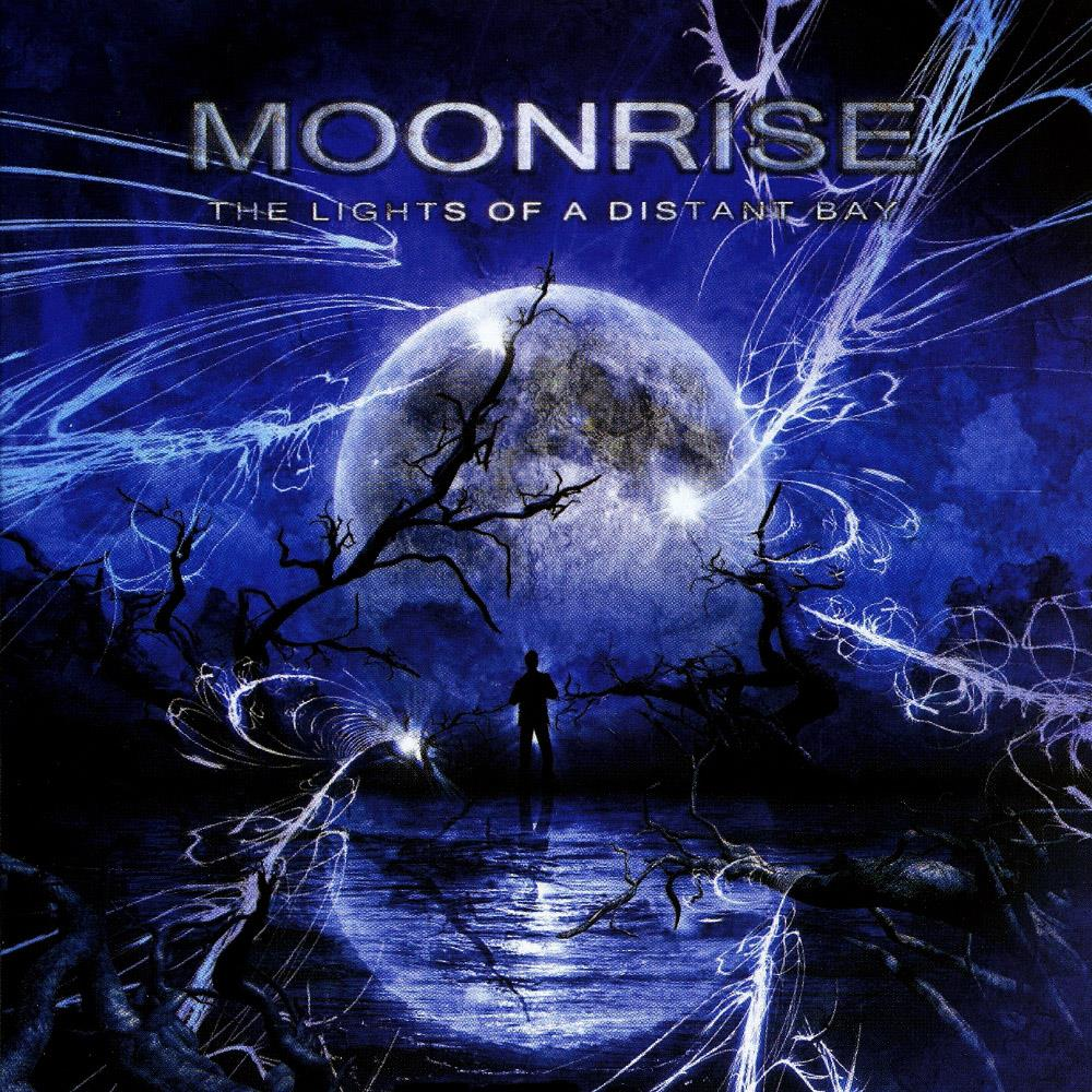 The Lights Of A Distant Bay by MOONRISE album cover