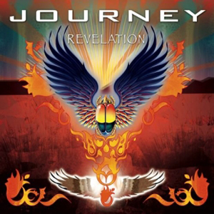 Journey - Revelation CD (album) cover