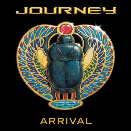 Journey Arrival album cover