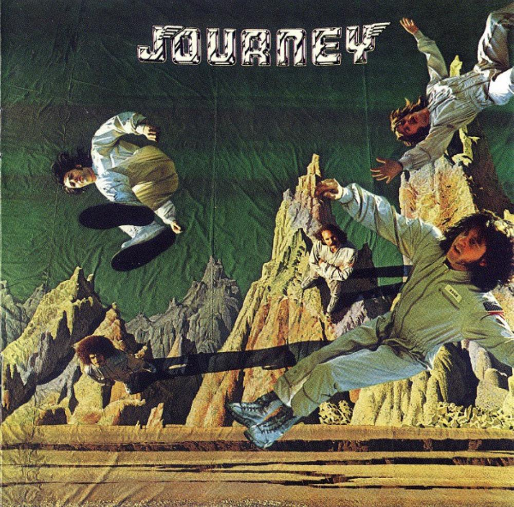 Journey - Journey CD (album) cover
