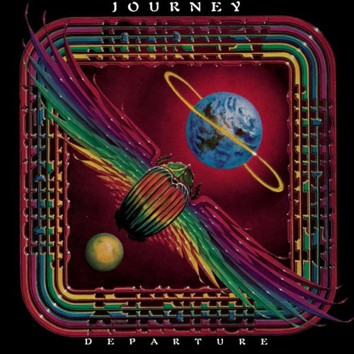 Journey Departure album cover