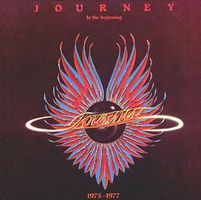 Journey - In The Beginnig CD (album) cover