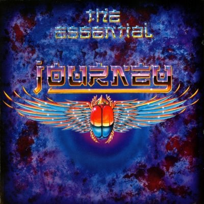 Journey the Essential Journey album cover