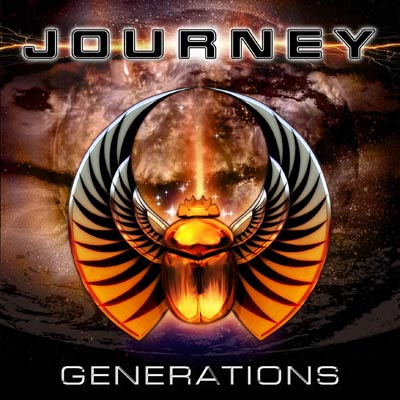 Generations by JOURNEY album cover