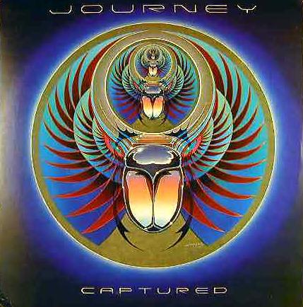 Journey Captured album cover