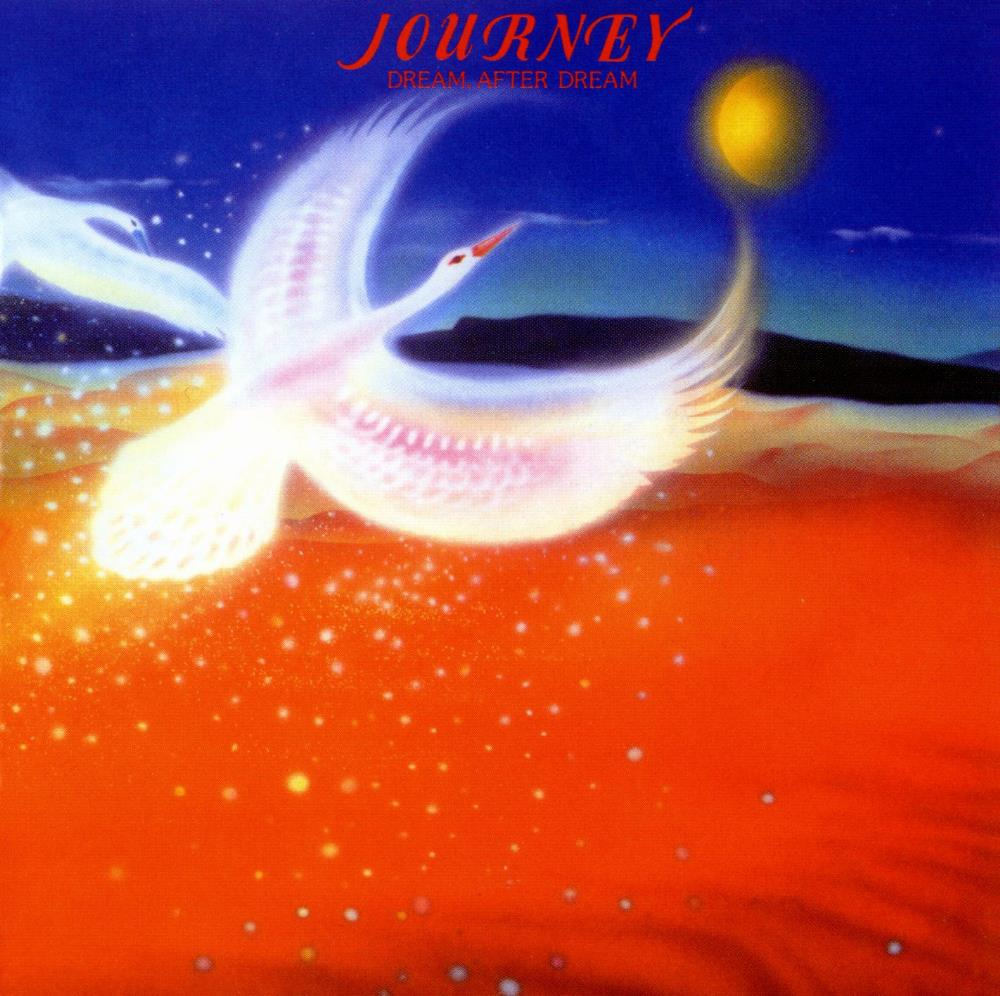 Journey - Dream, After Dream (OST) CD (album) cover