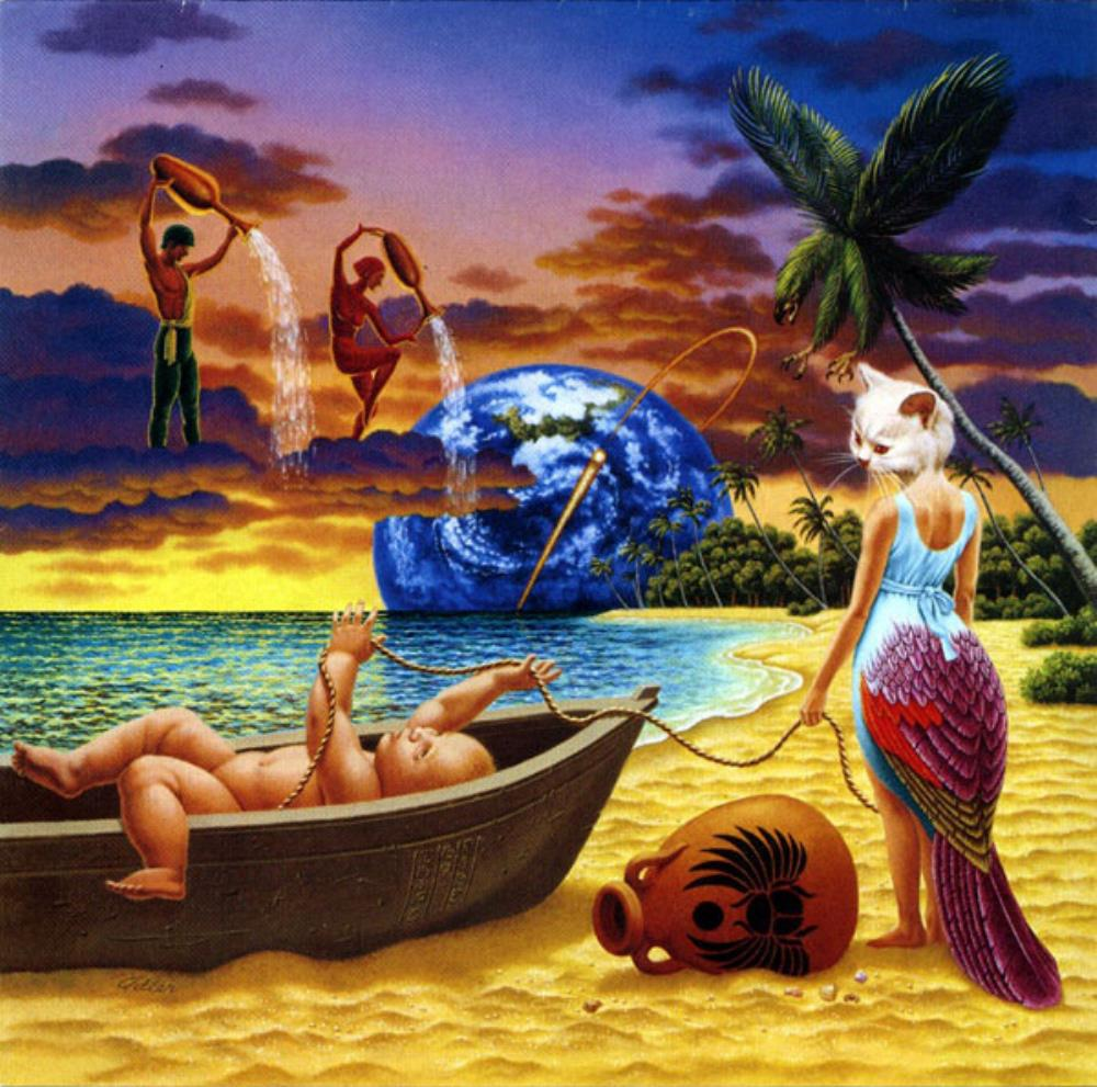 Journey - Trial By Fire CD (album) cover