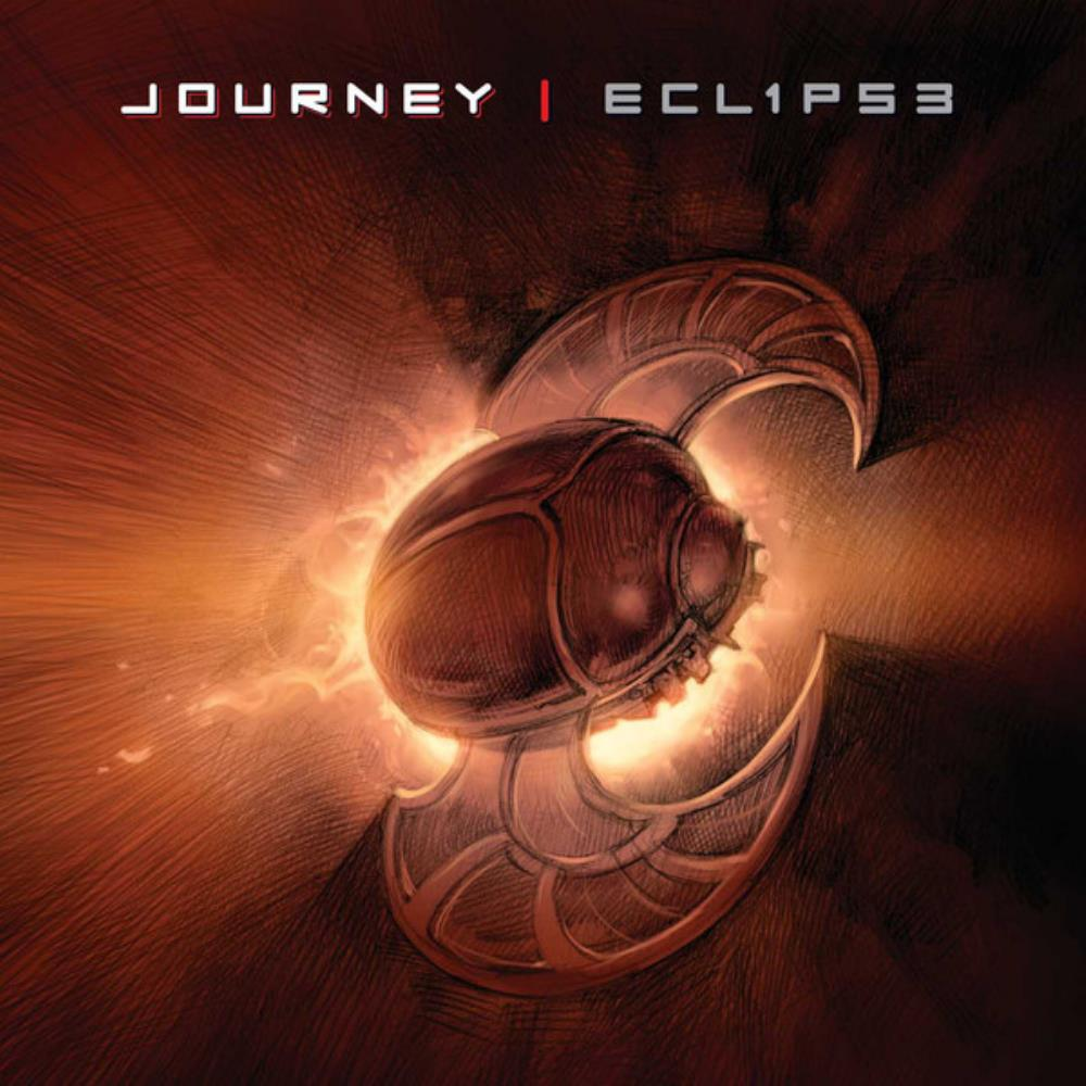 Journey - Eclipse [Aka: ECL1P53] CD (album) cover