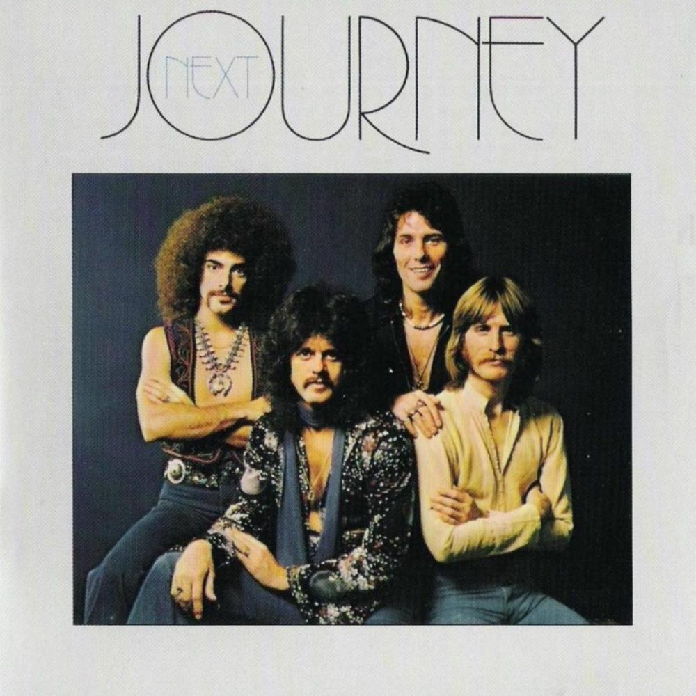 Next by JOURNEY album cover