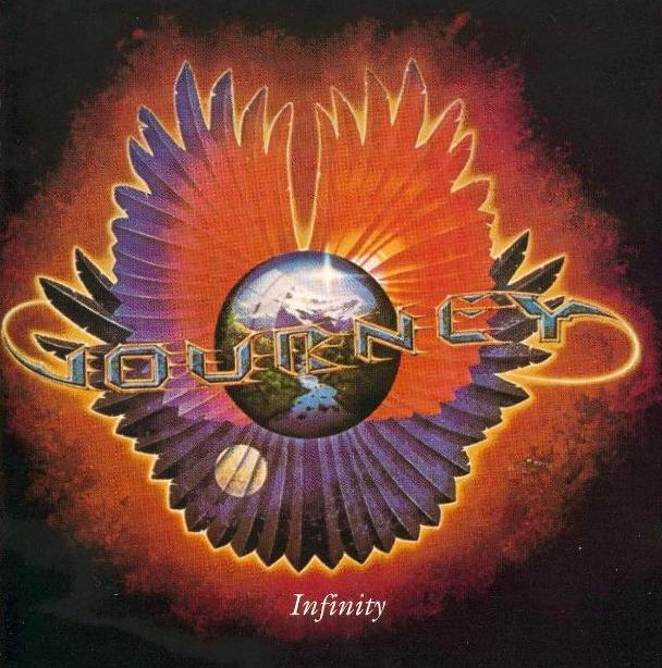 Journey Infinity album cover