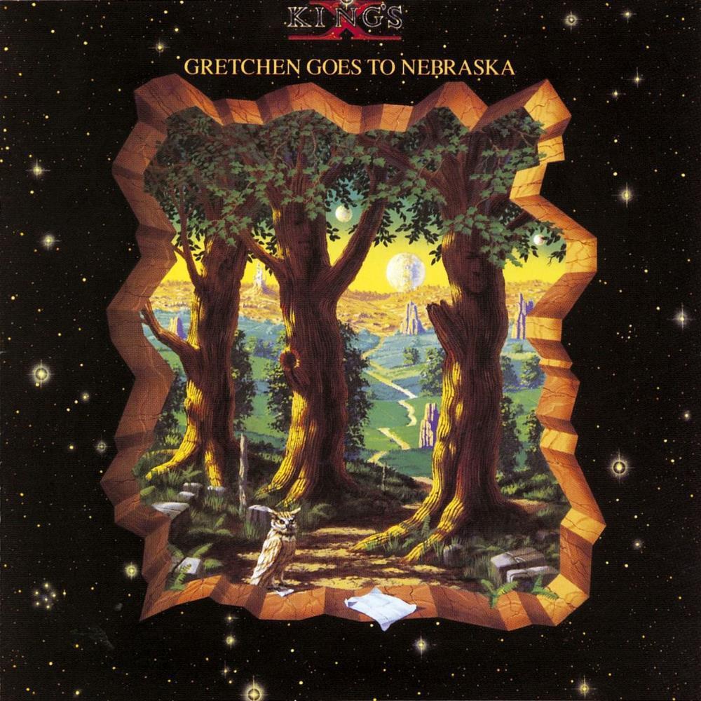 Gretchen Goes To Nebraska by KING'S X album cover