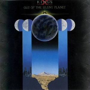 King's X Out of the Silent Planet album cover