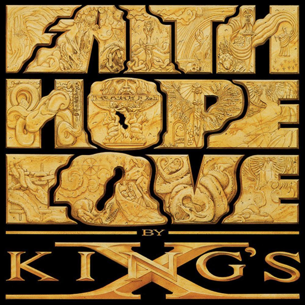 Faith Hope Love by KING'S X album cover