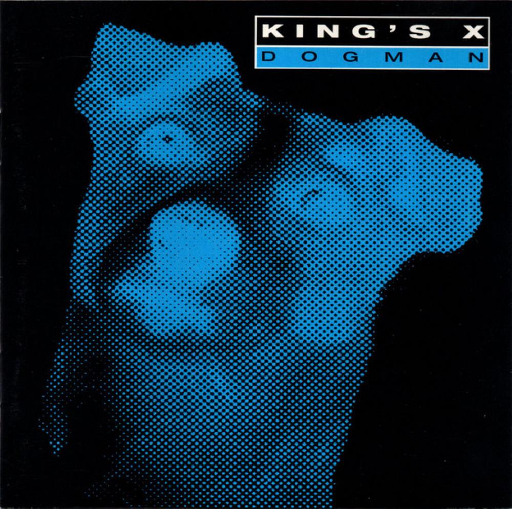 King's X Dogman album cover
