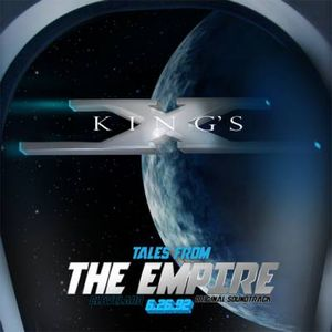 King's X Tales From The Empire: Cleveland 6.26.92 album cover