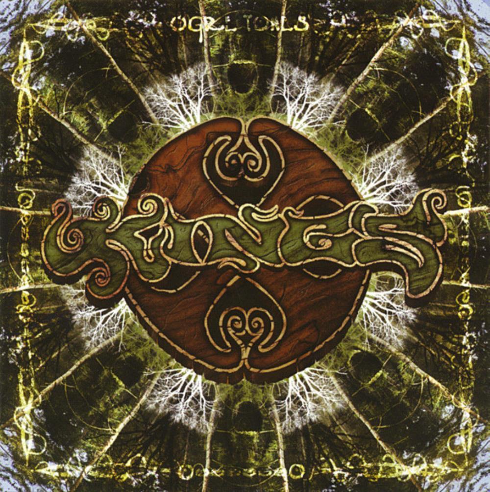Ogre Tones by KING'S X album cover