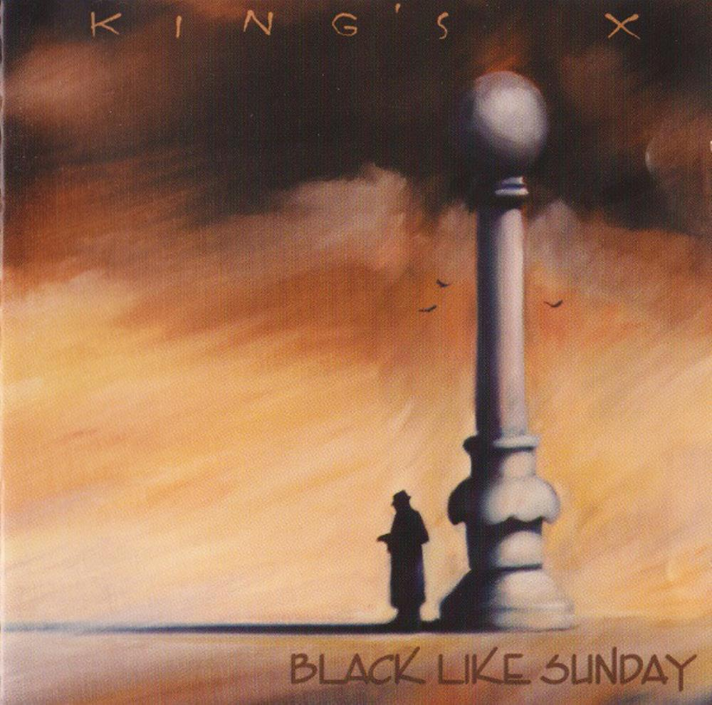 King's X Black Like Sunday album cover
