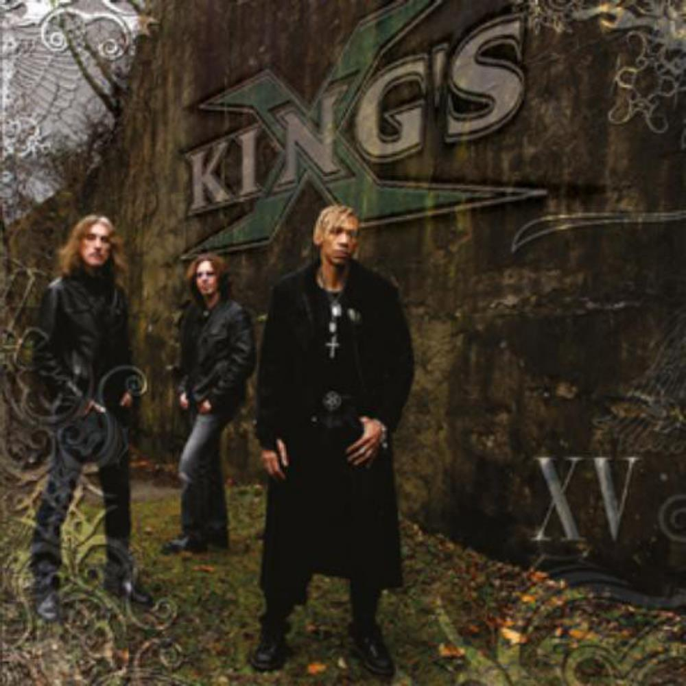 King's X - XV CD (album) cover