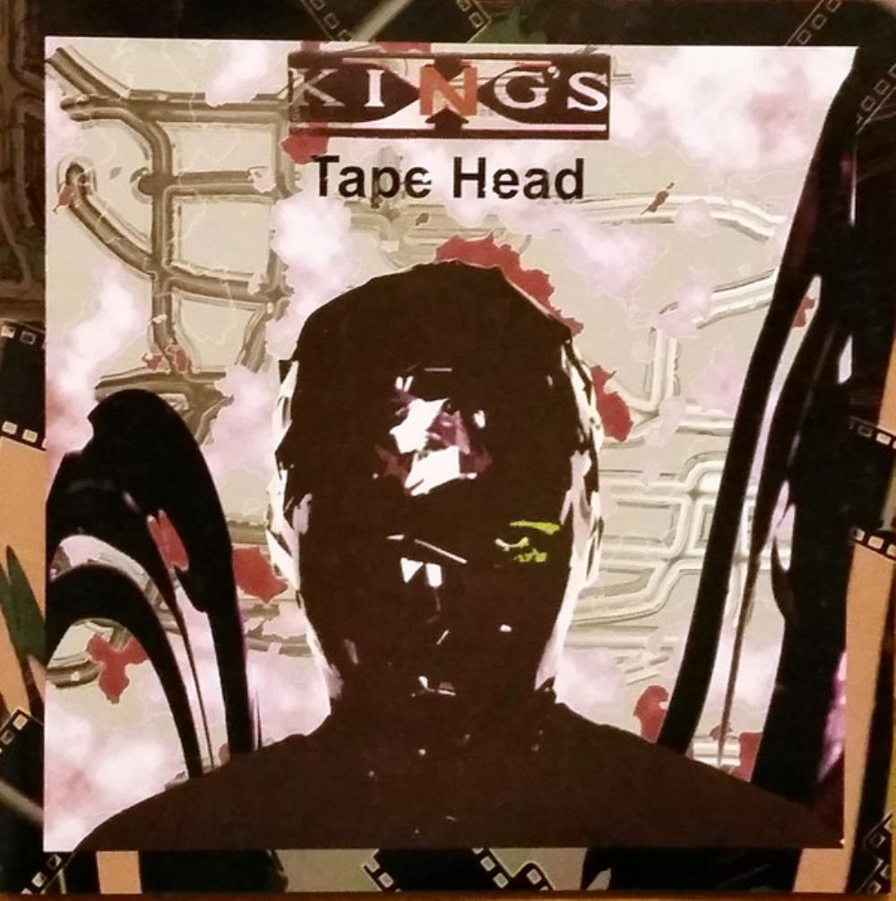 King's X - Tape Head CD (album) cover