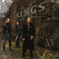 King's X XV album cover