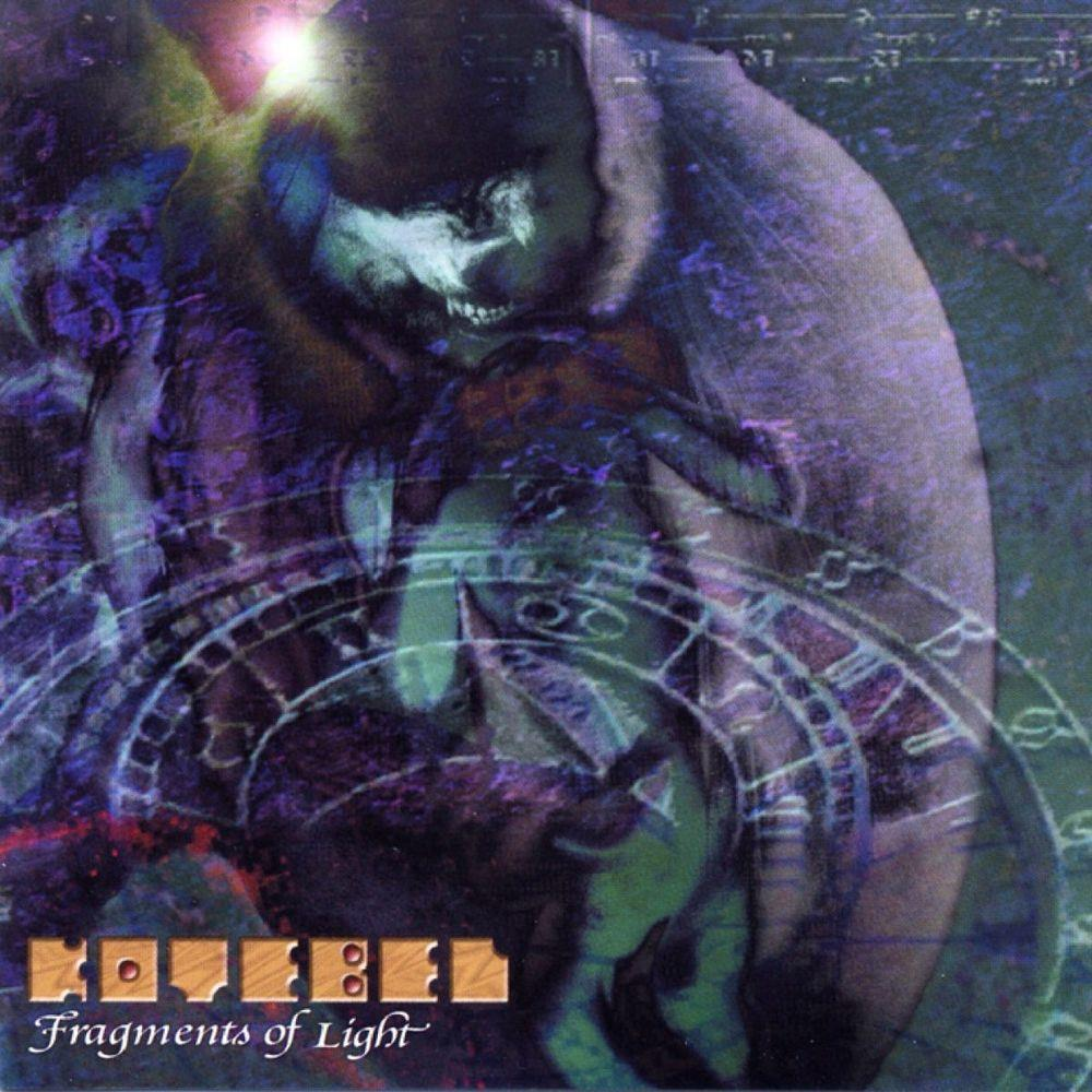 Fragments Of Light by KOTEBEL album cover