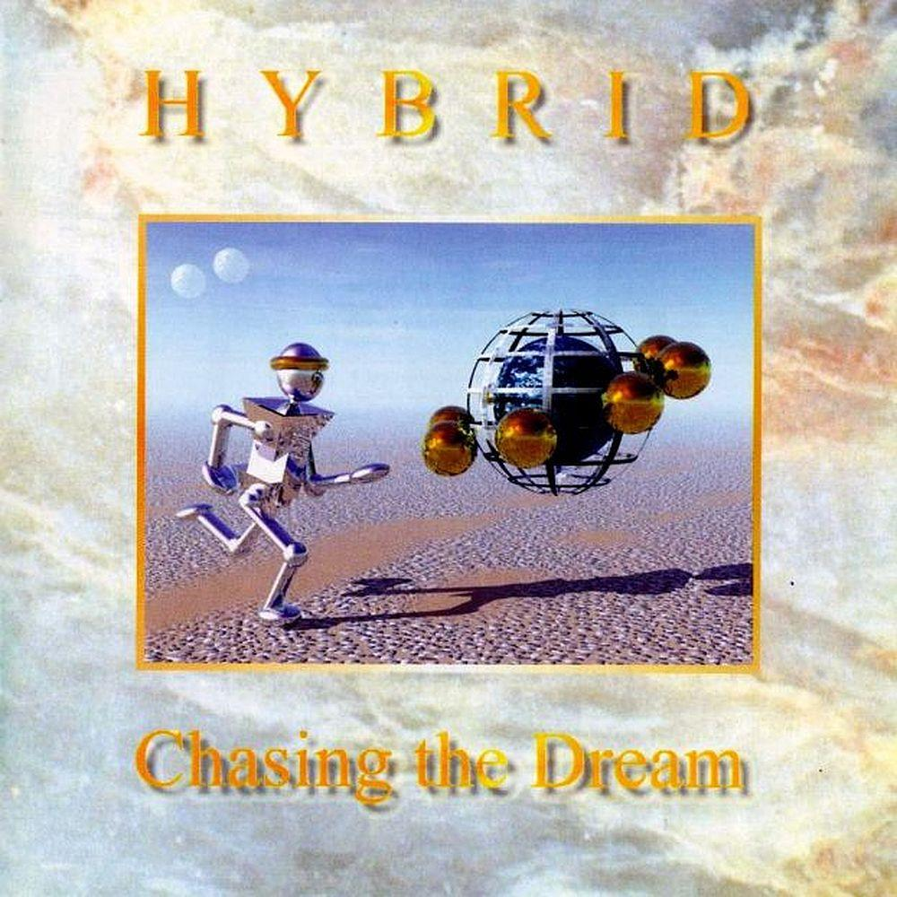 Chasing The Dream by HYBRID album cover