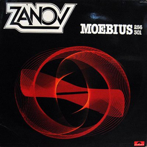 Moebius 256 301 by ZANOV album cover
