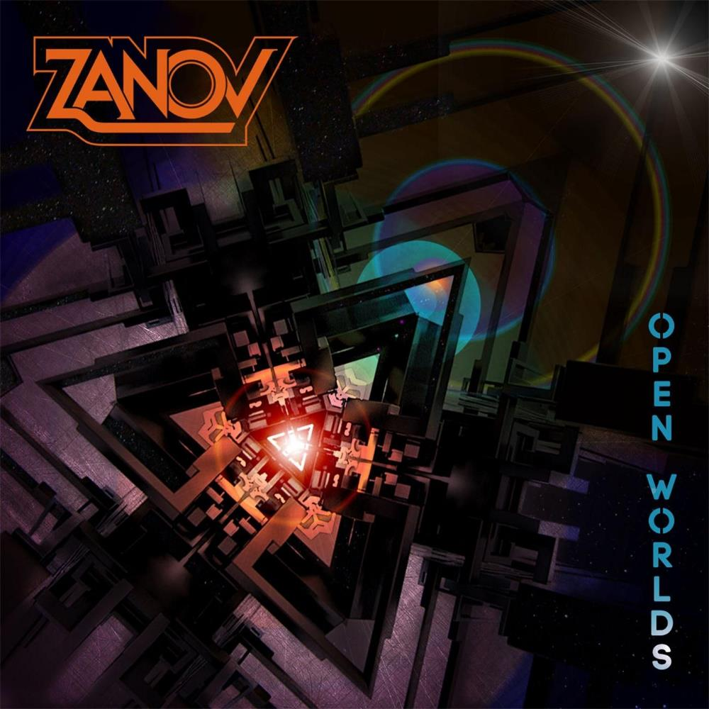 Open Worlds by ZANOV album cover