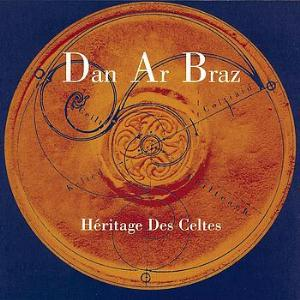 Héritage des Celtes by AR BRAZ, DAN album cover